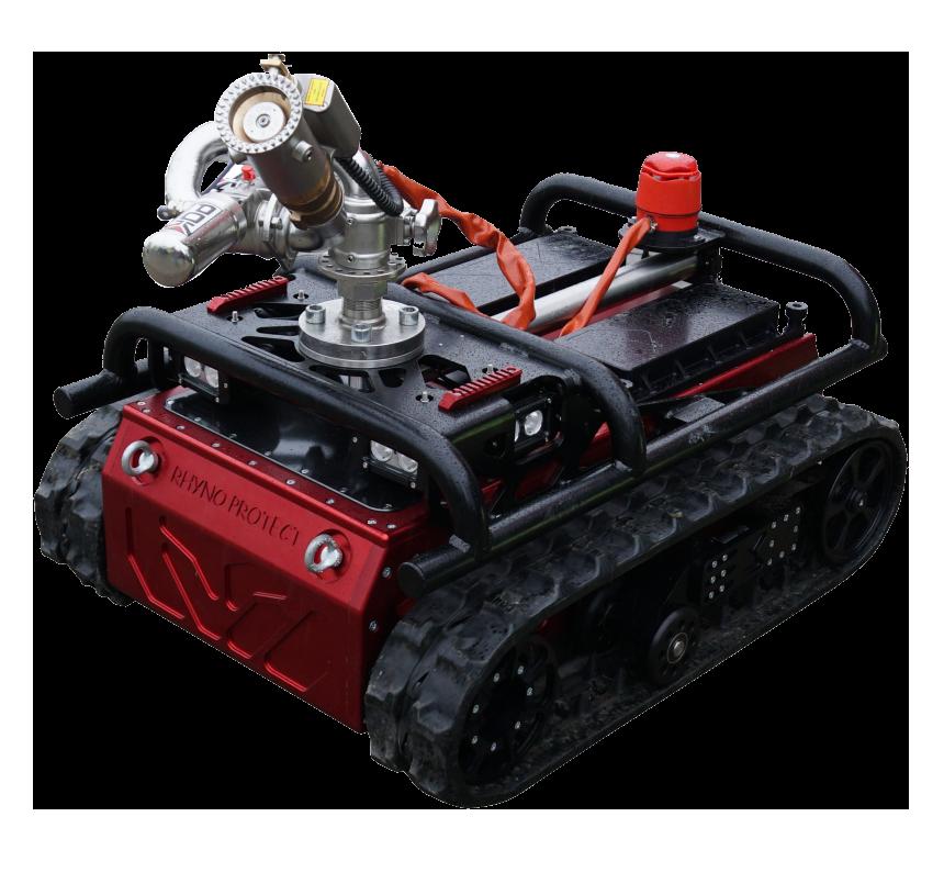 Rhyno Firefighting Robot